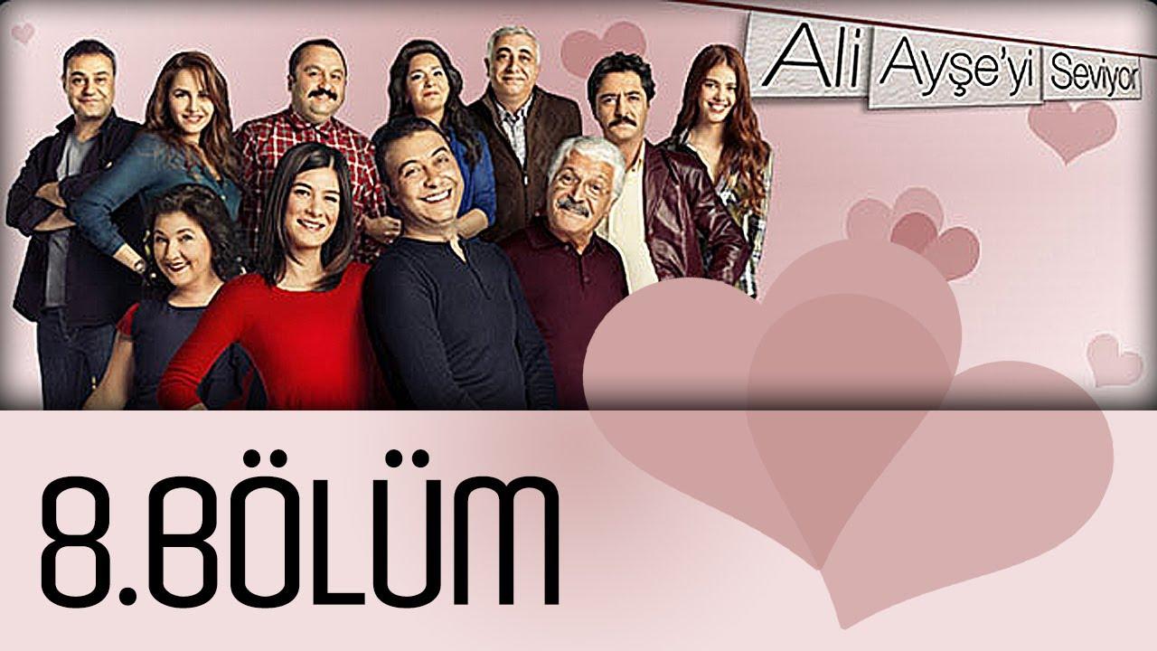 Ali Ayşe'yi Seviyor - 8. Bölüm