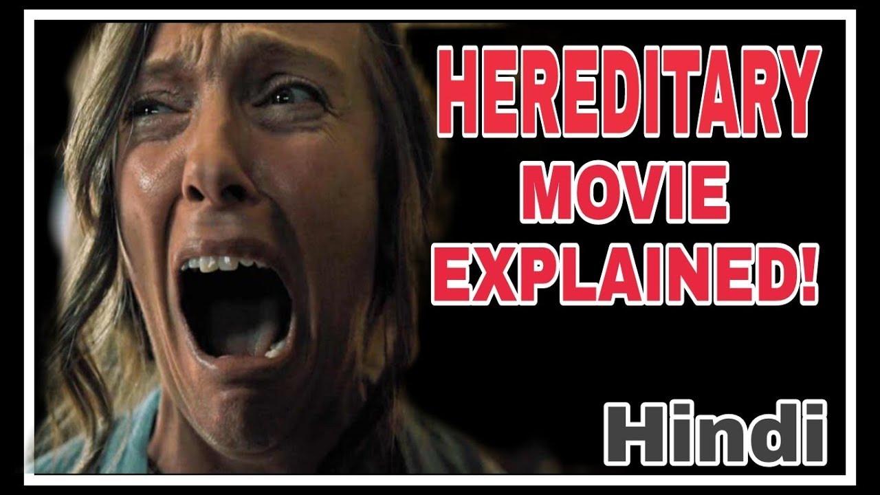 Hereditary 2018 Ending Story Explained Youtube