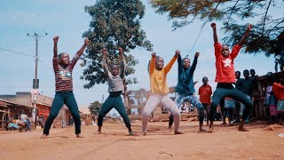 Masaka Kids Africana Dancing Love Generation Ft. Bob Sinclar