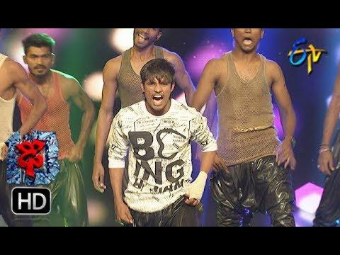 Raju Performance | Dhee 10 |  16th May 2018 | ETV Telugu