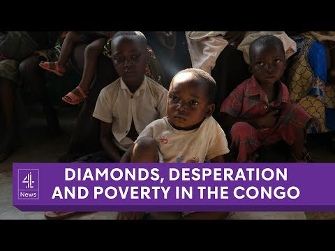 Congo's Carnage: Diamonds, desperation and child soldiers in the DRC