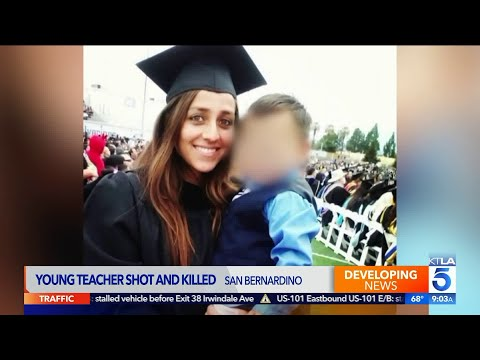 San Bernardino Middle School Staffers React to Teacher`s Death