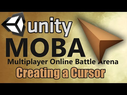 How to make a MOBA in Unity - Cursor - YouTube
