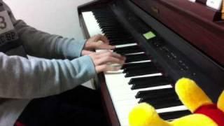 リトルバスターズの曲です。 楽譜はぴこのスコア様からいただきました。...