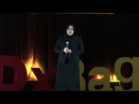 Growing through my daughter's disability | Amal Hussein | TEDxBaghdad