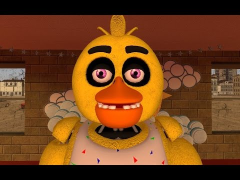 Gmod Fnaf Animation The Chicken Nugget Song 20 000
