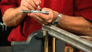 Gunsmithing - How to Backbore the Barrels on a Parker Brothers Shotgun