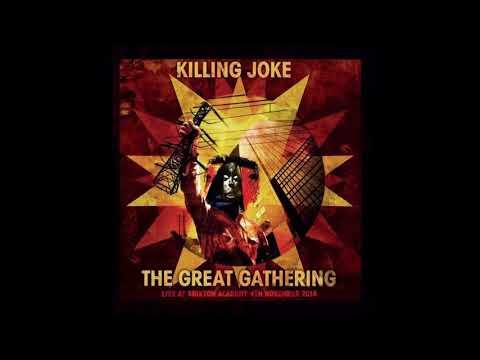 Killing Joke - Wardance live