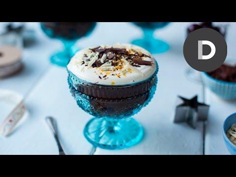 Mini Christmas Trifle Recipe!