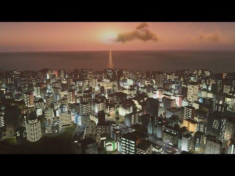 Cities Skyline PC - Graphismes Map GTA 5 et Ergonomie - Partie 1/2 ...