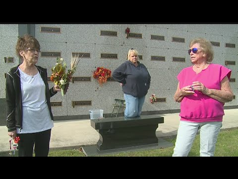 People say Catholic Diocese of Youngstown treating burial site items badly