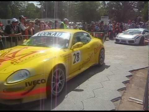 Australian GT championship Clipsal 2010