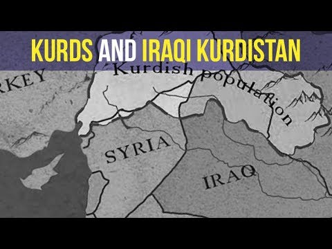 History of Kurds and Iraqi Kurdistan
