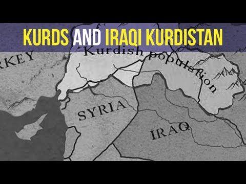 History of Kurds and Iraqi Kurdistan