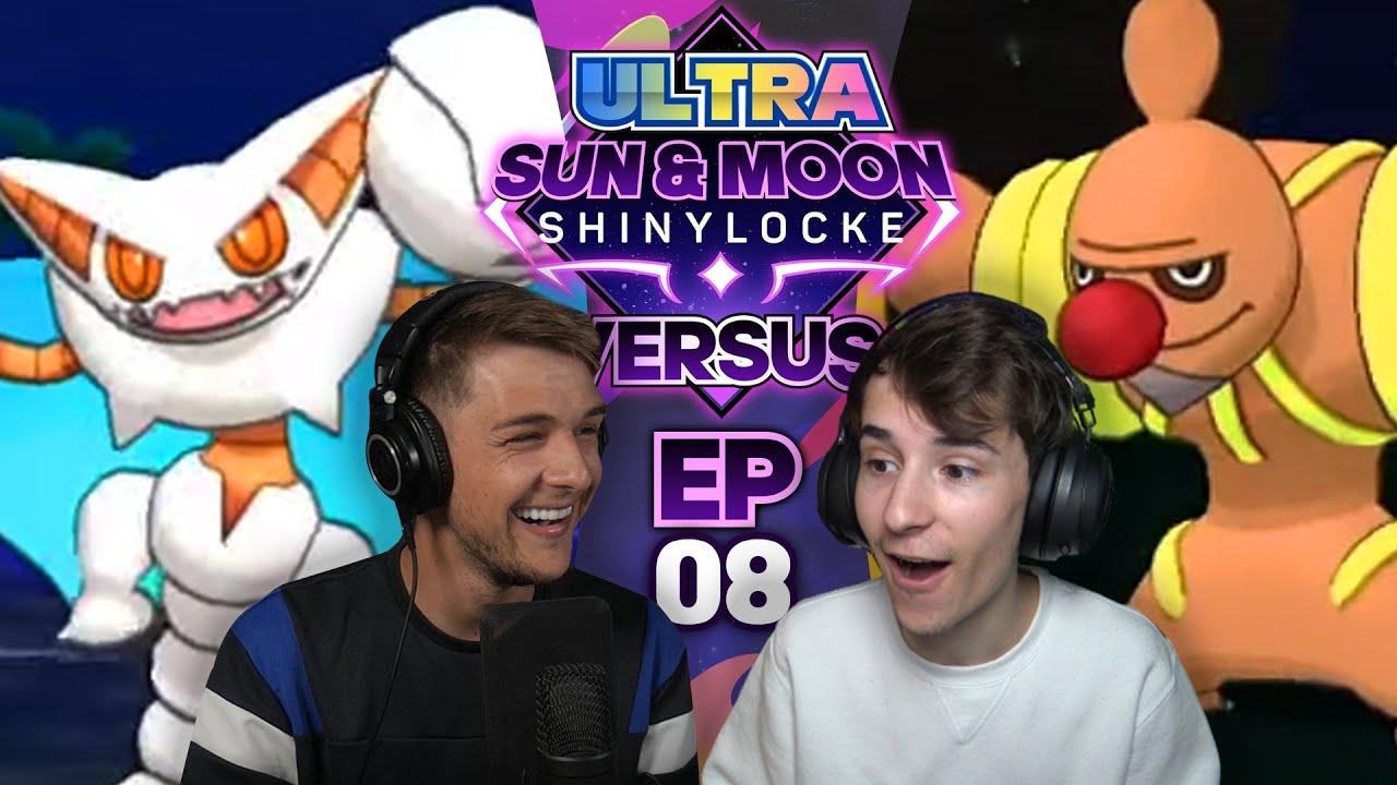 WE GOT THE CRAZIEST SHINIES! - Pokemon USUM Shinylocke VERSUS!