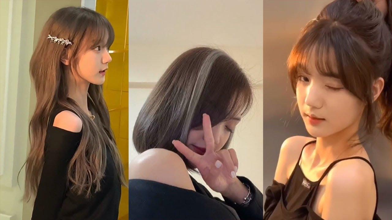 Những Kiểu Tóc Đẹp Cho Học Sinh Nữ Cấp 3 Mùa Tựu Trường   Những Kiểu Tóc Mái Đẹp Dễ Làm Trên Douyin   Tóm tắt những tài liệu nói về các kiểu tóc cho học sinh nữ chính xác