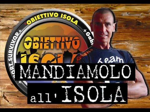 La isla de los famosos 2011 Italia, 4 horas en el gym !