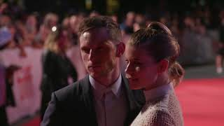 FILM STARS DONT DIE IN LIVERPOOL: Jamie Bell Red Carpet Premiere Arrivals TIFF 2017