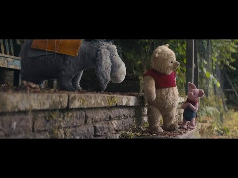 Christopher Robin (2018) Meeting Madeline | Tigger Song | Balloon