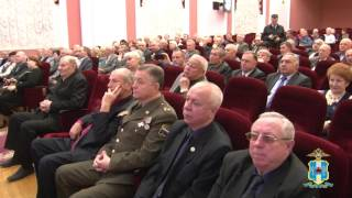 Концерт, посвященный Дню ветеранов органов внутренних дел МВД России