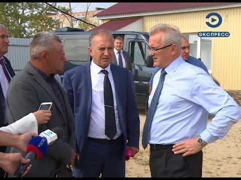 Губернатор посетил с рабочим визитом Кузнецк