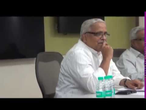RSS Sarkaryavak Ma  Bhayya ji Joshi in conversation with youth