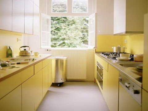 Kitchen Cabinets Designs For Small Kitchens - YouTube