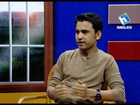 संगीतकार हिमाल सागर - Singer/ Musician Himal Sagar