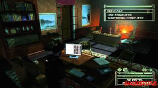 Splinter Cell Chaos Theory Mission 3: Bank PC Gameplay Part 2/3