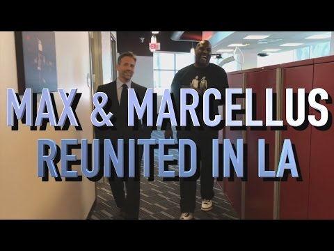 Max & Marcellus Reunited In L.A. | First Take | March 24, 2017