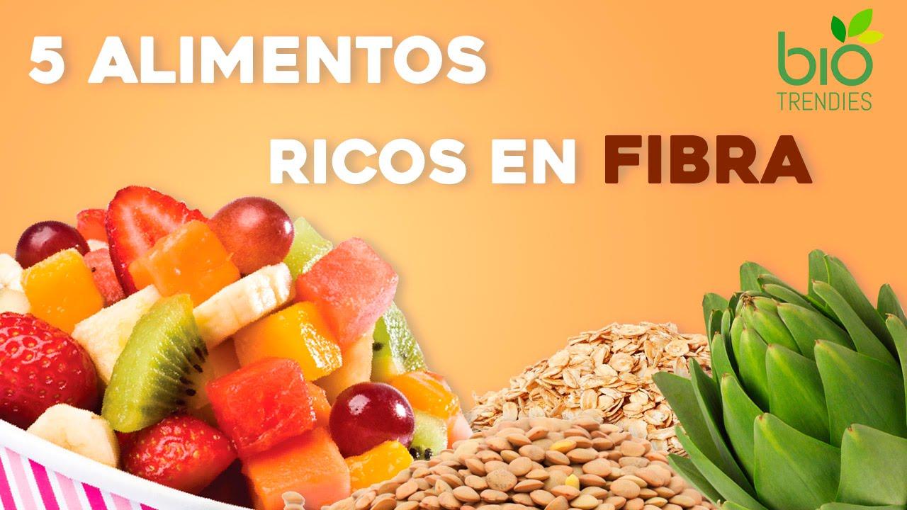 5 alimentos para ir al ba o alimentos ricos en fibra - Alimentos que tienen fibra ...