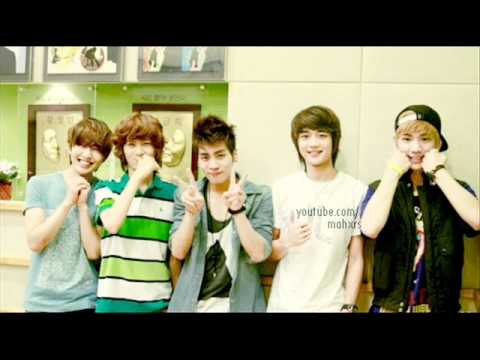 SHINee - Stand By Me (Acapella/Vocal version)