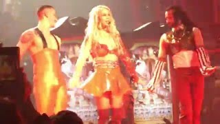 "Britney Spears - ""If U Seek Amy"" Live at"
