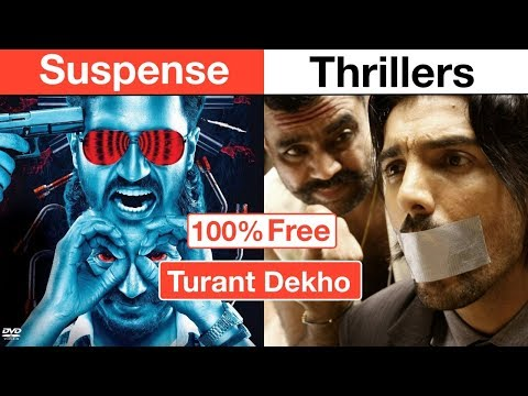 Best Underrated Bollywood Suspense Thriller Movies | Deeksha Sharma