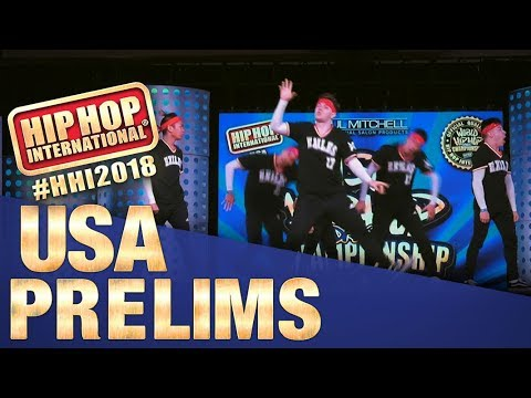 Exiles - Coolidge, AZ (Silver Medalist Adult Division) at HHI USA Prelims 2018