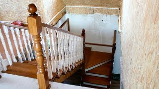 #  лестница своими руками  Ч 1