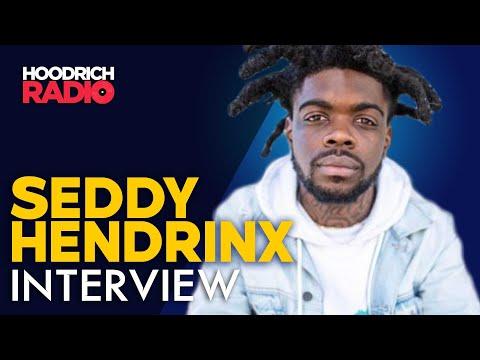 DJ Scream - Seddy Hendrinx On Turning Pain to Art, New Music, Creative Process & More!