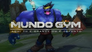 Repeat youtube video MUNDO GYM ♫ | Mano Yi