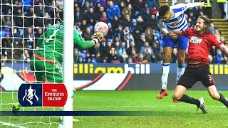 Reading 3-1 West Brom - Emirates FA Cup 2015/16 (R5) | Goals & Highlights