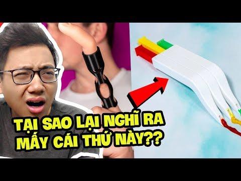 NHỮNG PHÁT MINH VẪN KHÔNG HỀ CẦN VỚI CUỘC SỐNG!! (Sơn Đù Vlog Reaction)