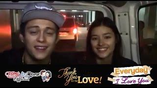 "Thank You Message - ""Everyday I Love You"" Block Screenings | Tatak LizQuen"