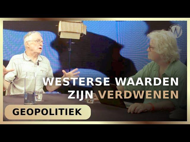 Westerse waarden zijn verdwenen -  Kees van der Pijl en Stan van Houcke