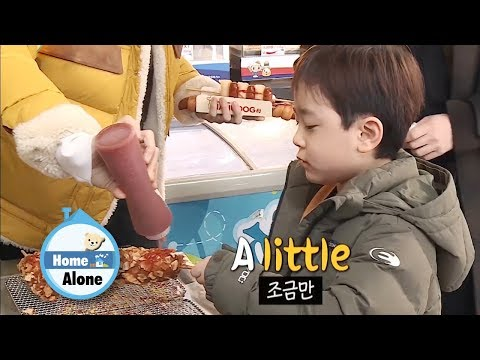 The Boy Speaks English, And Mario Speaks Korean! [Home Alone Ep 276]