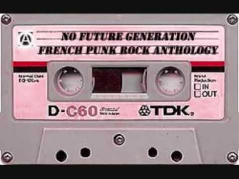 french punk rock anthology