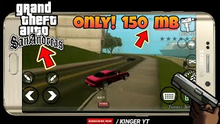 Gambar cover (150 mb) How to download Gta sa lite on Android | Super lite version | Full Game |