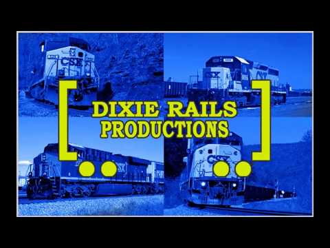 Railroad Action Chattanooga Pt.1 (HD)