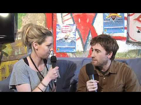 2011 Templehouse Music Festival Interview with Jamie Lawson