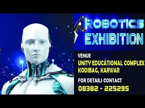 ROBOTICS EXHIBITION 2018 IN KARWAR #KARWARPLUS