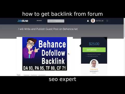 How To Get Backlink From Forum - Travel Online