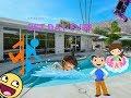 Swimming Pool Trip!!!!!!!#VLOG 1